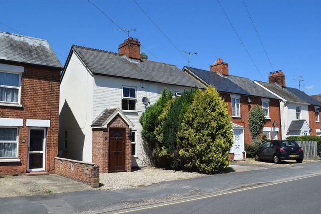 Thumbnail Cottage for sale in Vale Road, Camberley, Surrey