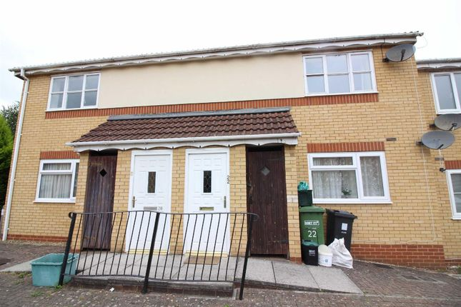 1 bed flat to rent in Hallen Close, Emersons Green, Bristol BS16