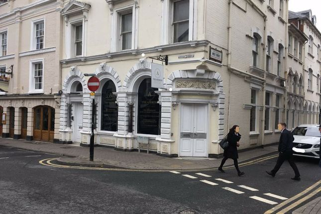 Retail premises to let in Broad Street, Hereford, Herefordshire