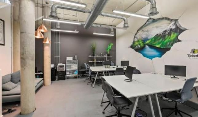 Thumbnail Office for sale in Curtain Road, London