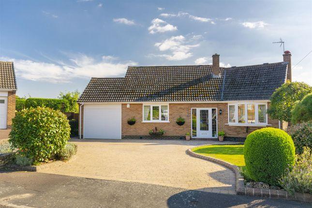 Thumbnail Detached bungalow for sale in Bannels Avenue, Littleover, Derby