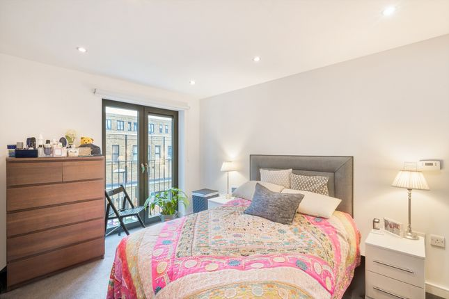 Bedroom of Oval Quarter, Camberwell, London SW9