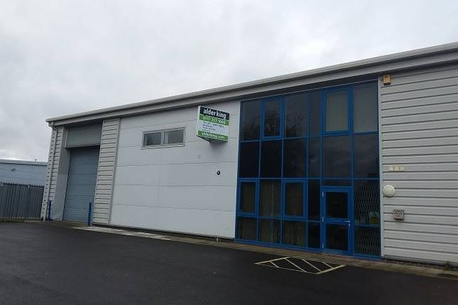 Industrial to let in Aisecome Way, Weston-Super-Mare