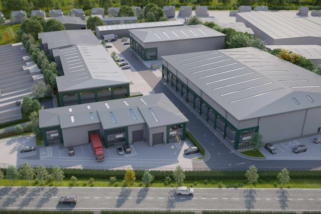 Thumbnail Industrial to let in Logistics City Luton, Kingsway, Luton