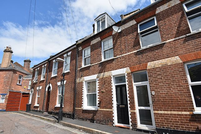 Terraced house for sale in Old Park Road, Exeter