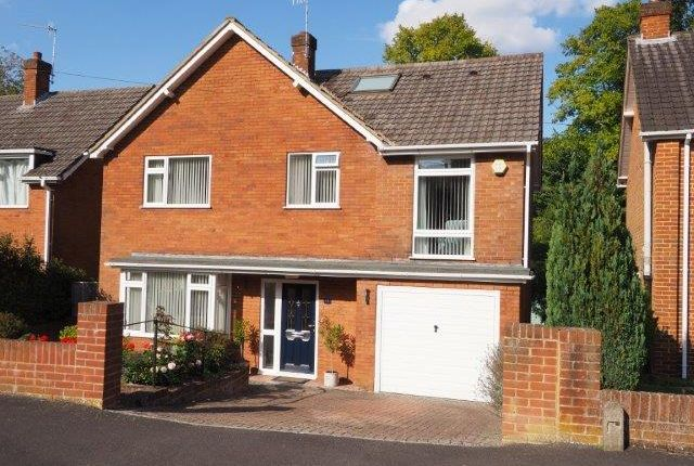 Thumbnail Detached house for sale in Highlands Road, Salisbury