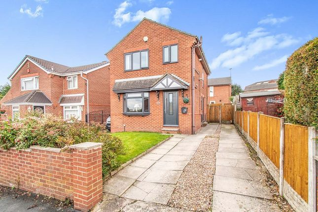 Thumbnail Detached house for sale in King George Croft, Morley, Leeds