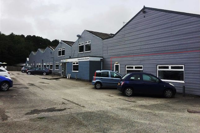 Thumbnail Office to let in Office Suite 2, Communication Centre, Par, Cornwall