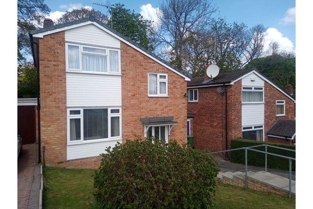 Thumbnail Detached house for sale in Elmete Walk, Roundhay, Leeds
