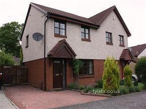 Thumbnail Semi-detached house to rent in Bishops Park, Mid Calder, Mid Calder