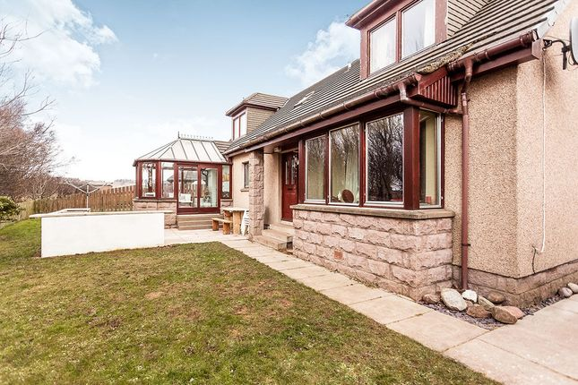 Thumbnail Detached house for sale in Croftlands, St. Cyrus, Montrose