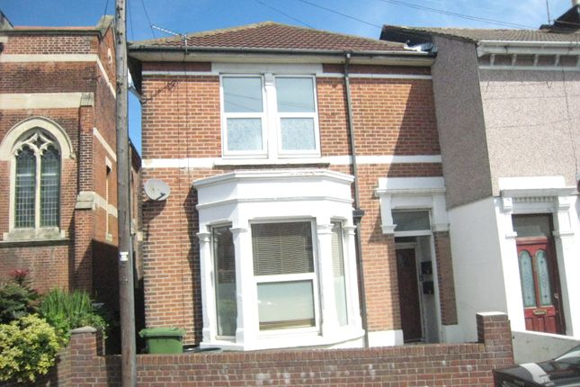 Thumbnail Studio to rent in Powerscourt Road, North End, Portsmouth