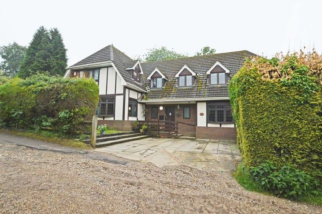 Thumbnail Detached house for sale in Homestead Road (Off Common Hill), Medstead, Alton, Hampshire