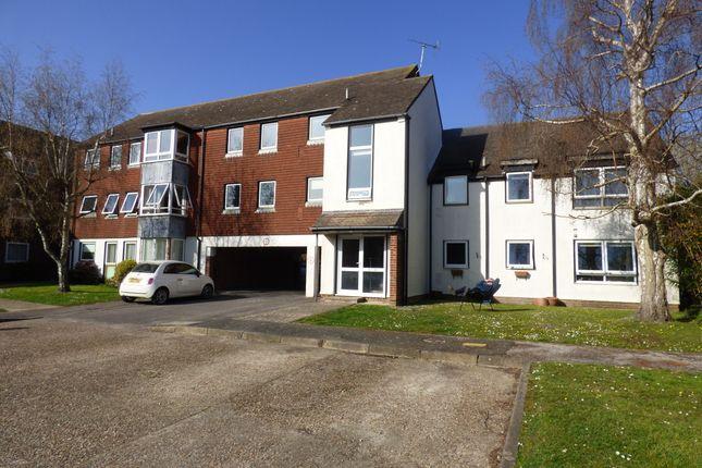 Thumbnail 2 bed flat to rent in Dial Close, Barnham, Bognor Regis