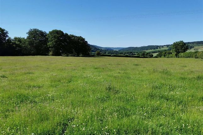 Land for sale in Llangrove, Ross-On-Wye, Herefordshire HR9