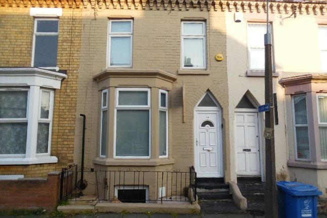 Thumbnail Shared accommodation to rent in Makin Street, Walton, Liverpool