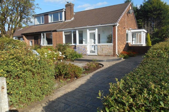 Thumbnail Property to rent in Lea Gate Close, Bradshaw, Bolton
