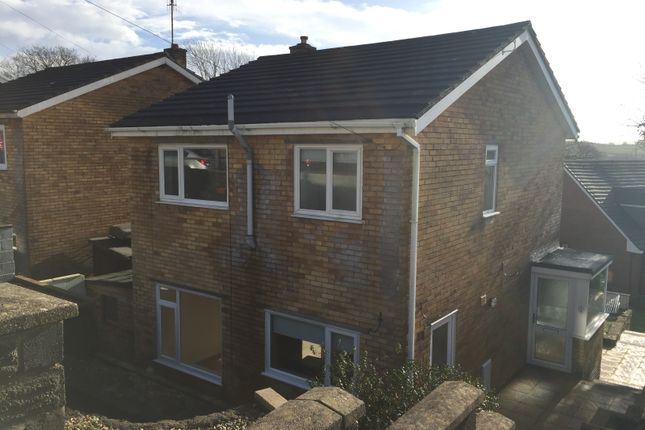 Thumbnail Detached house to rent in Nant Fach, Llanelli