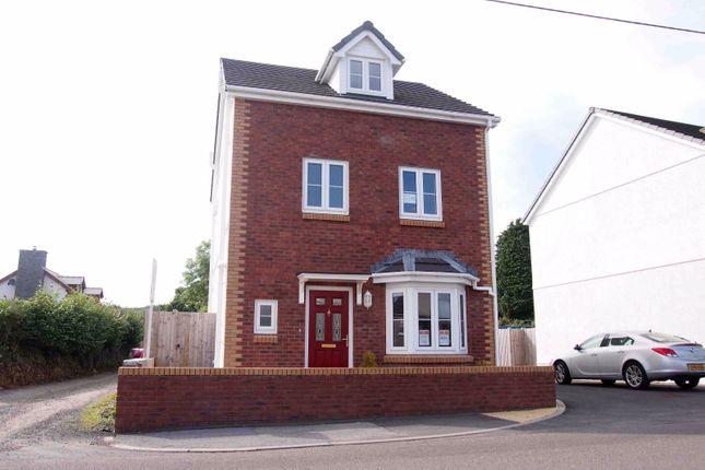 Thumbnail Detached house for sale in Llys Manon, Llandybie, Ammanford