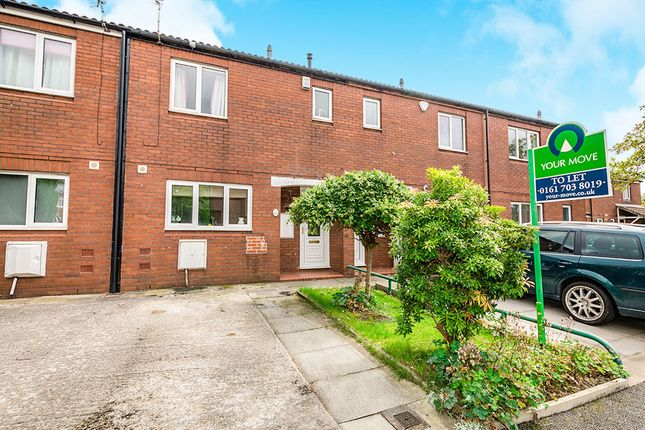 Thumbnail Terraced house to rent in Delphi Avenue, Worsley, Manchester