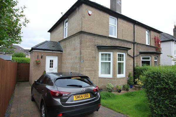 Thumbnail Semi-detached house to rent in Ferngrove Avenue, Glasgow