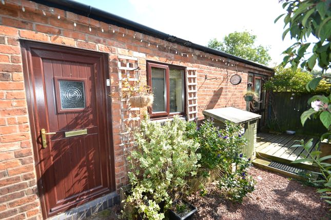 Thumbnail Semi-detached bungalow to rent in Audley House Mews, Newport