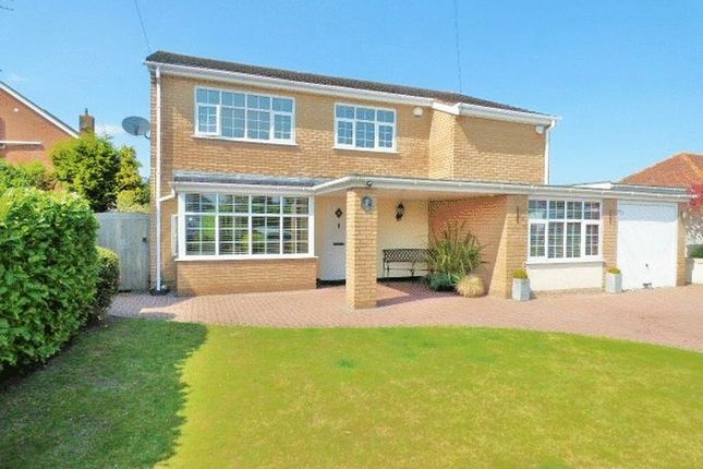 Thumbnail Detached house for sale in Silver Birch Way, Lydiate, Liverpool