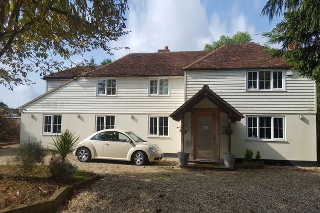 Thumbnail Detached house to rent in Cranbrook Road, Staplehurst, Tonbridge