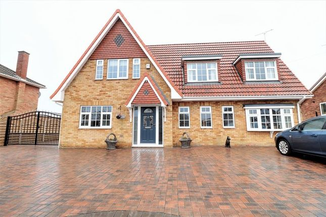 Thumbnail Detached house for sale in Hornbeam Avenue, Scunthorpe