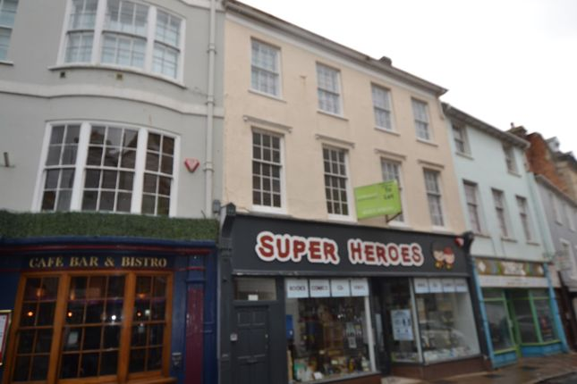 Thumbnail Maisonette to rent in Boutport Street, Barnstaple