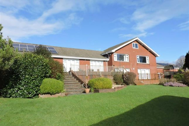 4 bed detached house for sale in Meadow Rise, Sketty, Derwen Fawr