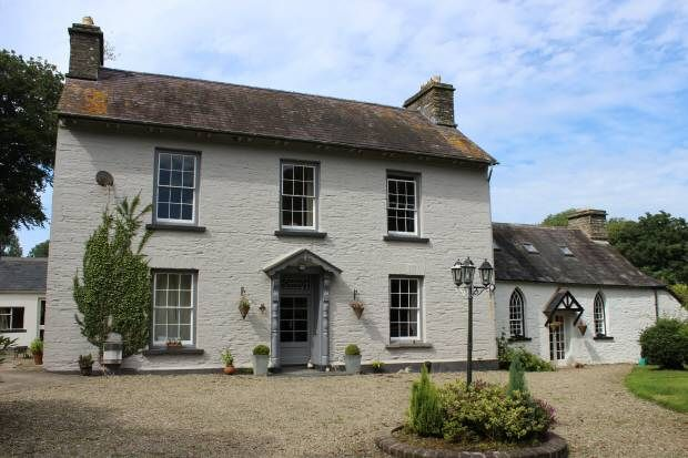 Thumbnail Detached house for sale in Nevern, Newport, Pembrokeshire