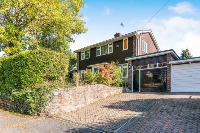 Thumbnail Link-detached house for sale in Exeter, Devon