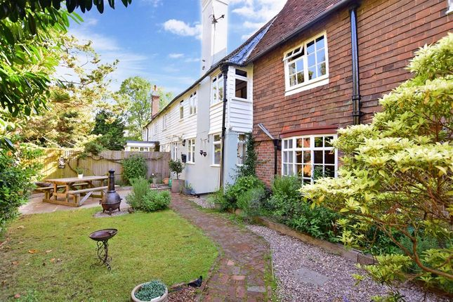 Thumbnail Semi-detached house for sale in Church Road, Rotherfield, East Sussex
