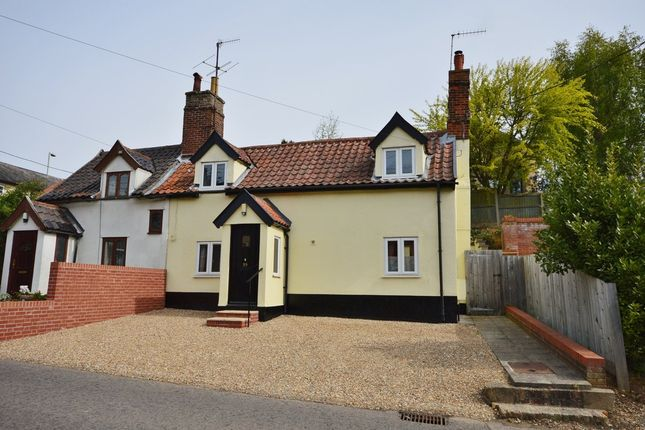 Thumbnail Cottage to rent in Mill Road, Saxmundham