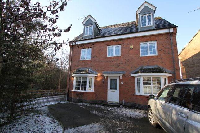 Thumbnail Detached house to rent in Griffith Road, Banbury