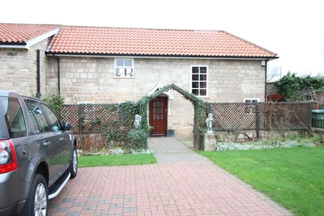 3 bed barn conversion for sale in The Forge, 22 Forest Hill Park, Worksop