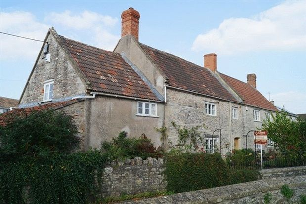Thumbnail Property for sale in Wookey, Wells