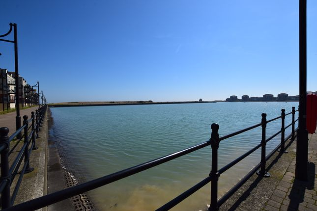 Harbour of Macquarie Quay, Sovereign Harbour North Eastbourne BN23
