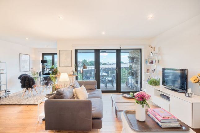 Living Room of Oval Quarter, Camberwell, London SW9