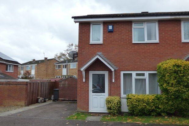 Thumbnail Property to rent in Arnold Close, Taunton