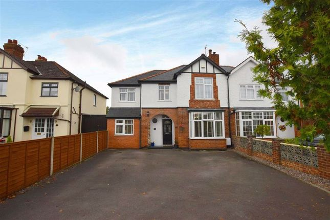 Thumbnail Semi-detached house for sale in Oxstalls Lane, Longlevens, Gloucester