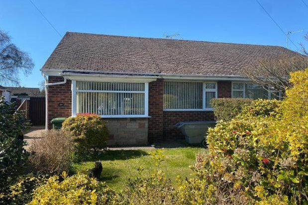 2 bed bungalow to rent in Watchyard Lane, Liverpool L37