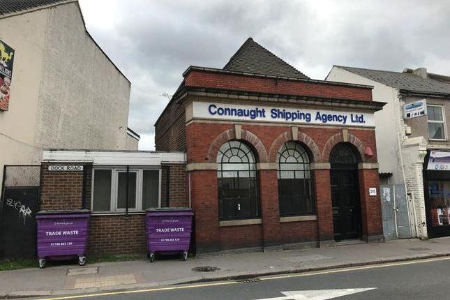 Thumbnail Retail premises to let in 215 Dock Road, Tilbury, Essex
