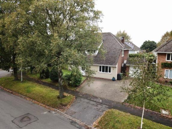 Thumbnail Detached house for sale in Denehurst Parkway, Cuddington, Northwich, Cheshire