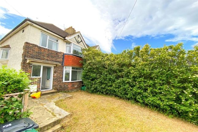 4 bed semi-detached house to rent in Widdicombe Way, Brighton BN2