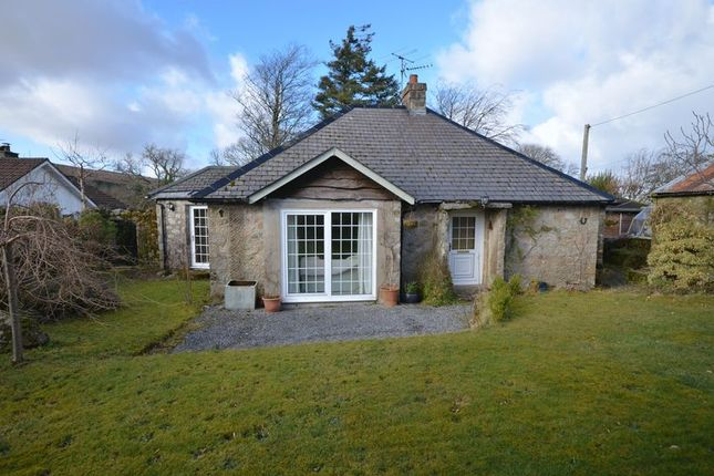 Thumbnail Detached bungalow for sale in Throwleigh, Okehampton