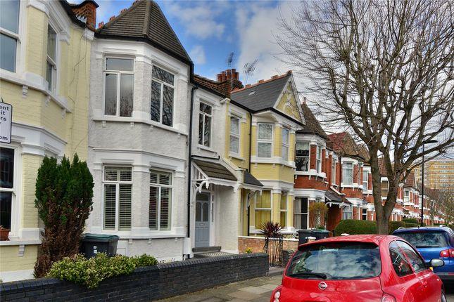 Thumbnail Flat for sale in Cornwall Avenue, Alexandra Park, London