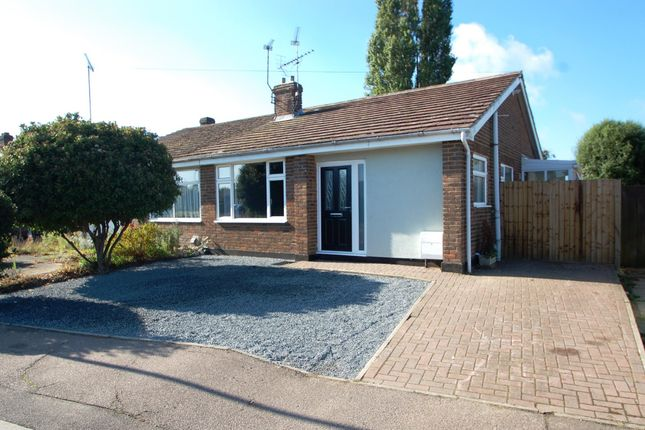 Thumbnail Semi-detached bungalow for sale in Anchor Road, Tiptree, Colchester