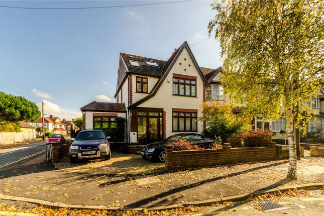 Thumbnail Property to rent in Stanhope Grove, Beckenham